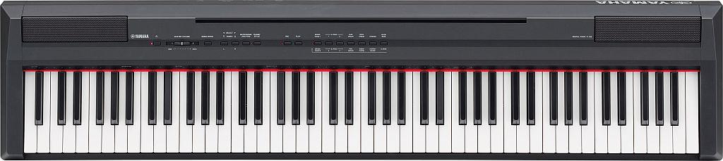 Yamaha P Digital Piano Specifications