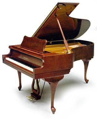 Charles Walters piano