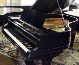 mason and hamlin black baby grand